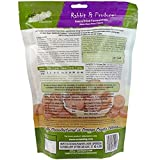 OC Raw Freeze Dried Rabbit & Produce Sliders 14oz