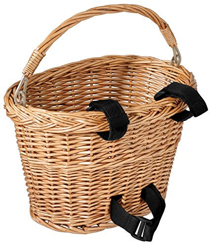 Diamondback Wicker Bicycle Basket by Diamondback (Image #1)