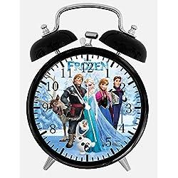 Ikea New Frozen Alarm Desk Clock 3.75 Room Decor W470 Will Be a Nice Gift