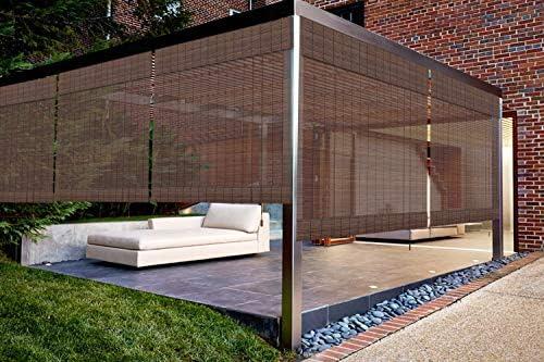 Outdoor Bamboo Shade Window Blind