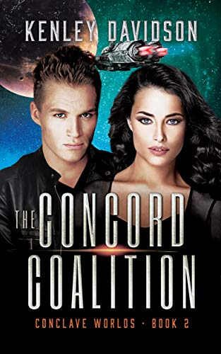 The Concord Coalition (Conclave Worlds Book 2)