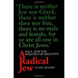 A Radical Jew: Paul and the Politics of Identity (Contraversions: Critical Studies in Jewish Literature, Culture, and Society