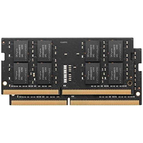 chollos oferta descuentos barato 32GB de memoria DDR4 SO DIMM de Apple a 2 400 MHz 2 módulos de 16 GB