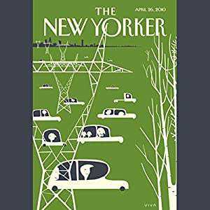 The New Yorker, April 26th, 2010 (Jane Kramer, Dana Goodyear, Hilton Als) Periodical