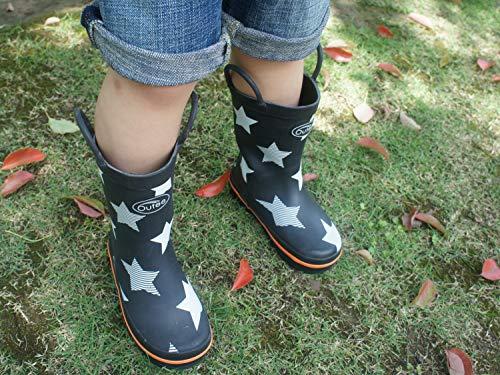 Toddler Kids Rain Boots