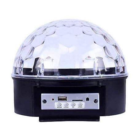 Laogg Luces de Escenario, Mini Escenario de luz LED Proyector de ...