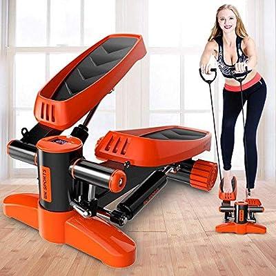 LY88 Ejercicio Fitness Mini Steppers Hogar Silencioso Escaleras Hidráulicas Escaladoras Inicio Equipo de Fitness: Amazon.es: Deportes y aire libre