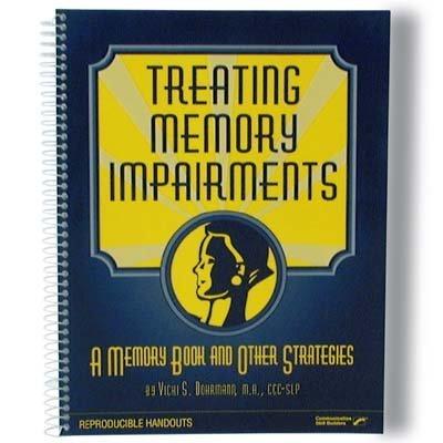 Treating Memory Impairments - Book