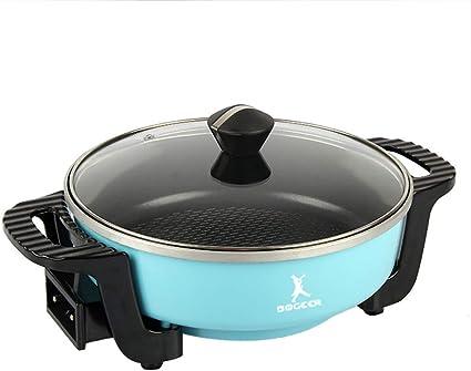 Barbacoa Hot Pot - Horno Eléctrico Multifunción El Hogar Hot ...