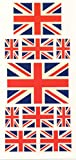 Union Jack British Flag tattoo tattoo seal sticker