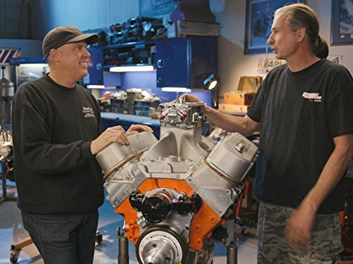 Crate Replacement Engines - 598ci of Torque vs. Horsepower!