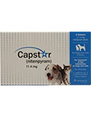 Capstar Blue for Dogs and Cats 2-25 lbs -- 6 Pills