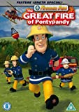 Fireman Sam - The Great Fire Of Pontypandy [DVD] [2010]