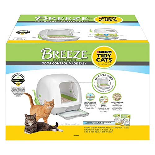 EZE Hooded Cat Litter System ()
