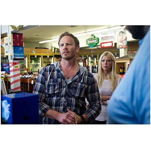 Sharknado with Ian Ziering as Fin Shepard with Tara Reid as April Wexler 8 x 10 Inch Photo (Sharknado Fin)
