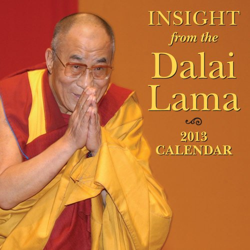 Insight from the Dalai Lama 2013 Day-to-Day Calendar