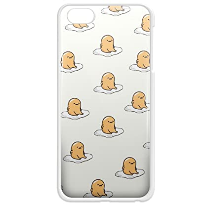 Gudetama Wallpaper For IPhone And Samsung Galaxy Case 6 6s White