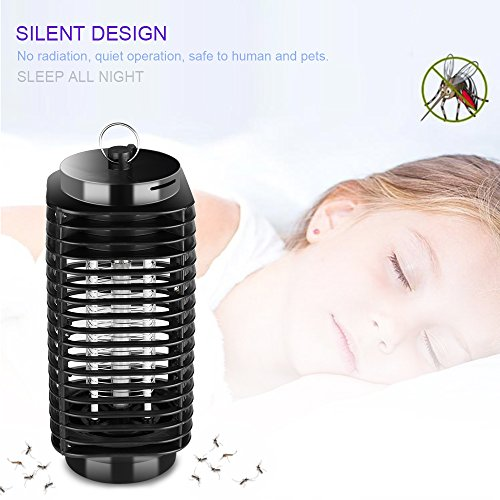Powstro Electric Mosquito Killer Lamp Insect Pest Bug