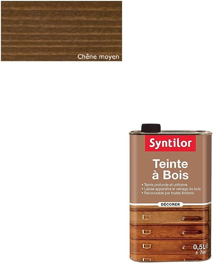 syntilor 02931035 modelo para madera, color roble medio