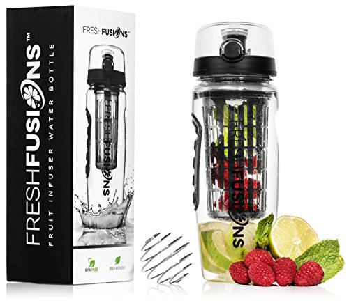 Fruit Infusion Water Bottle 32oz
