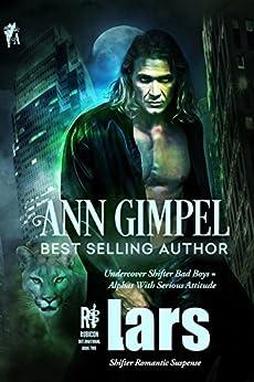 Lars: Shifter Romantic Suspense (Rubicon International Book 2) by [Gimpel, Ann]