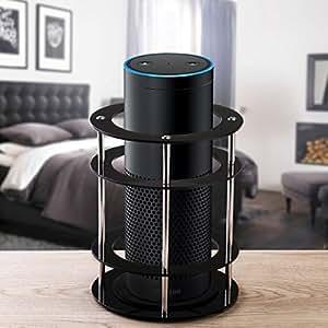 Amazon.com: Foxnovo Acrylic Speaker Stand for Wireless