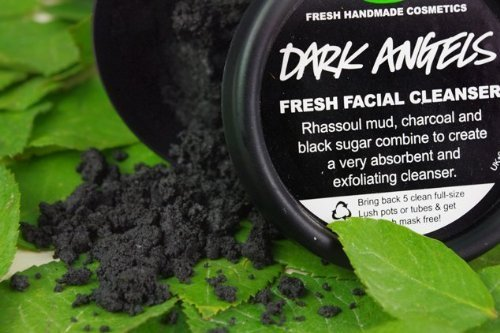 Dark Angels Facial Cleanser 3.5 oz by LUSH