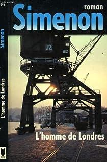 L'homme de Londres par Simenon
