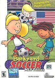 Backyard Soccer (MLS Edition)