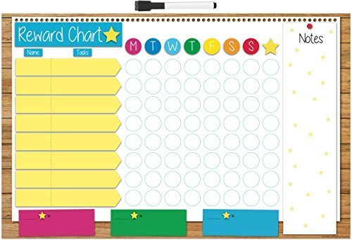 Crafty Charts Family Responsibility Reward Chart Dry