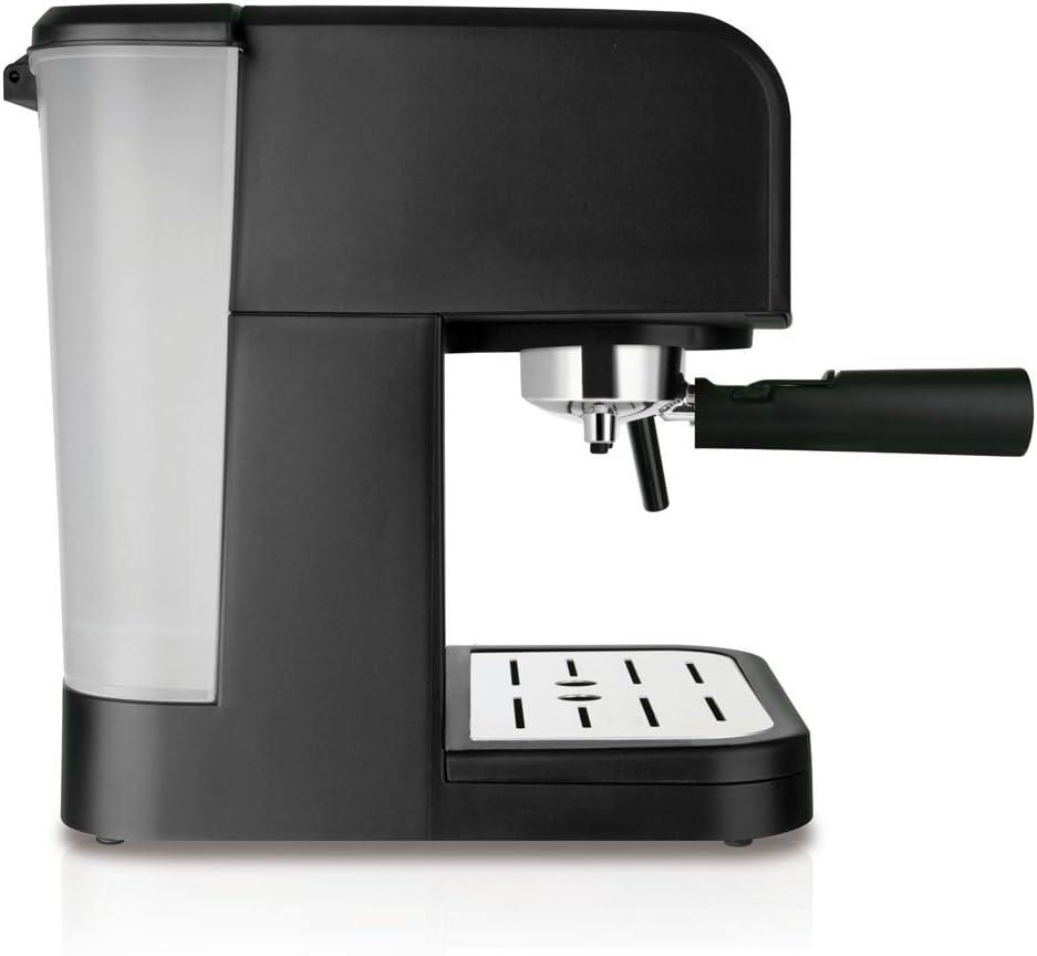 Mini Moka CM-1695 Black - Cafetera espresso, 850 W: Minimoka: Amazon.es: Hogar