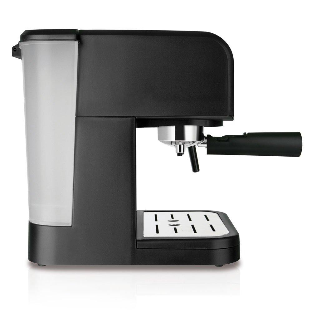 Mini Moka CM-1695 Black - Cafetera espresso, 850 W: Minimoka ...