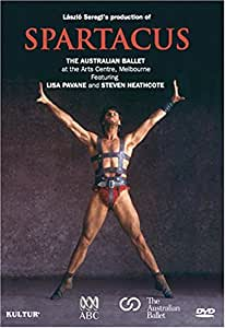 Khachaturian - Spartacus /  Lisa Pavane, Australian Ballet