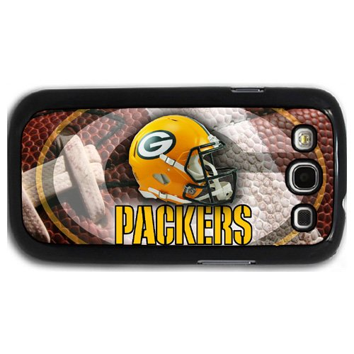Packers Samsung Galaxy S3 I9300 S III PLASTIC cell phone Case / Cover Great Gift Idea Green Bay Football from MYDply