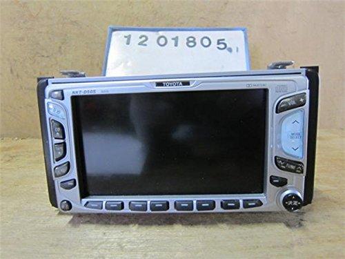 トヨタ 純正 ラウム Z20系 《 NCZ25 》 カーナビゲーション P10300-12006381 B01NAMF2FG