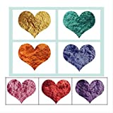 WYD 9 Colors Soap Colorant Do It Yourself Natural Mineral Mica Powder Soap Dye 20g (20 gram, Red)