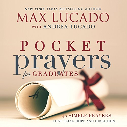 Pocket Prayers for Graduates: 40 Simple Prayers that