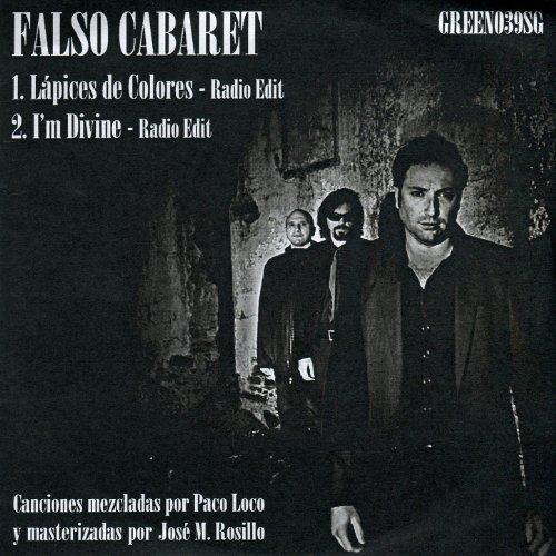 Amazon.com: Lápices De Colores (Radio Edit) [Explicit]: Falso Cabaret