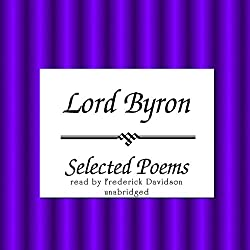 Lord Byron: Selected Poems