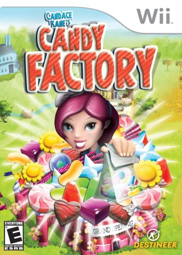 Candy Factory - Nintendo Wii