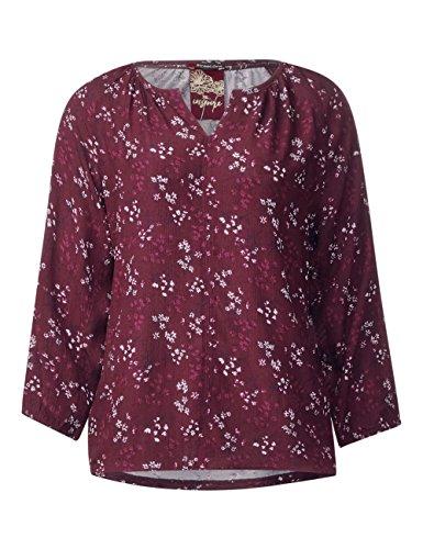 Mat Donna Mix shirt 31018 Street One Wine ShirtT Violettmaster Flower jzSMLqUpGV
