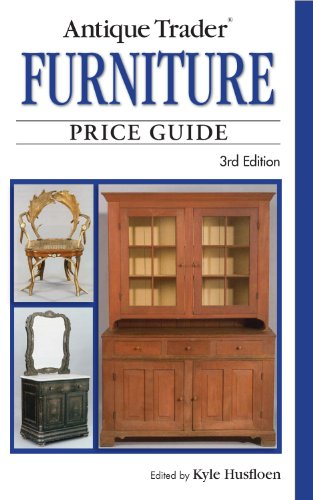 antique furniture price publications