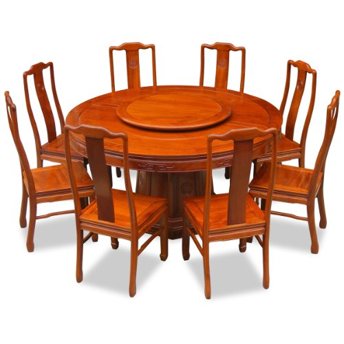 Rosewood Table Chair Set For Sale Only 4 Left At 75