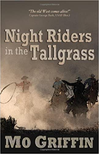 Book Night Riders in the Tallgrass