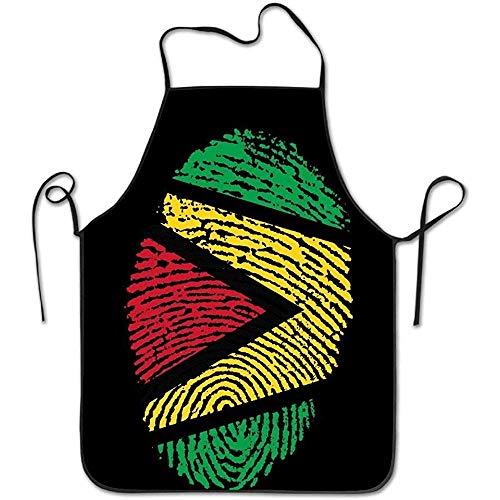 Guyana Flag Ideas Only On Pinterest Women Men Kitchen Bib Apron Supermarket Overalls Manicure Store with Adjustable Neck Chef's -