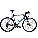 BAVEL Ultra Light Aluminum 21 Speed 700C Road Bike Racing Bicycle Shimano 48cm/51cm/54cm