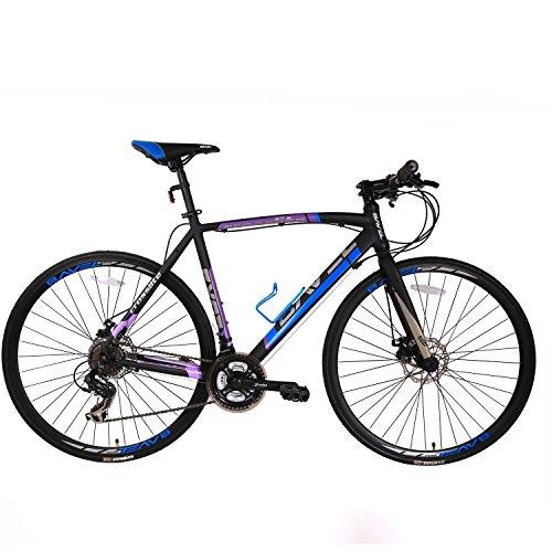 BAVEL Ultra Light Aluminum 21 Speed 700C Road Bike Racing Bicycle Shimano 48cm/51cm/54cm