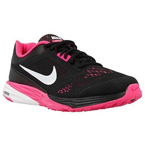 Para Mujer negros Rosa Zapatillas Fusion Run Tri Nike 6gIOFF
