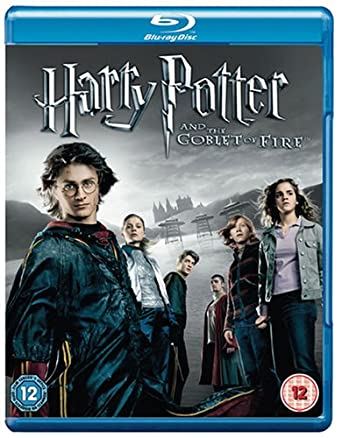 Harry Potter And The Goblet Of Fire Blu-ray Region Free: Amazon.co ...