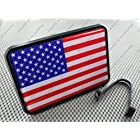 UNITED STATES AMERICAN USA FLAG TOW HITCH COVER